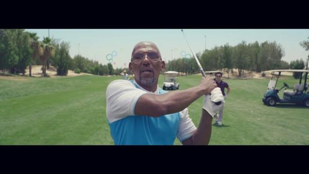 Zain Kuwait - نعرفك زين - The Golfer