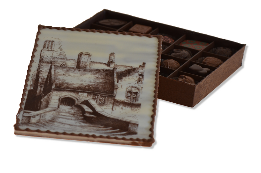 Chocolate box Bonifacius