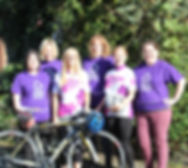 London to Cambridge bike ride fundraising for Breast Cancer Now, Cancer Research UK, Macmillan Cancer Support, Prostate Cancer UK