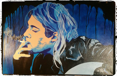 Cobain  SOLD