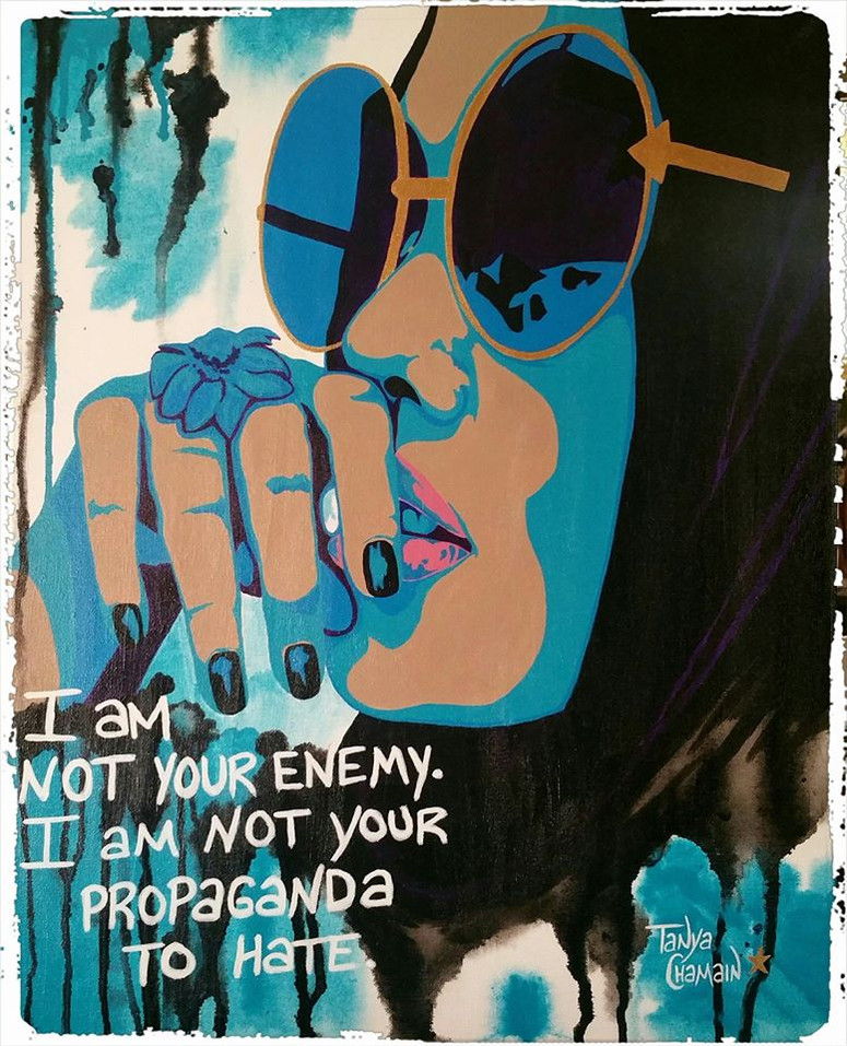 Not Your Enemy