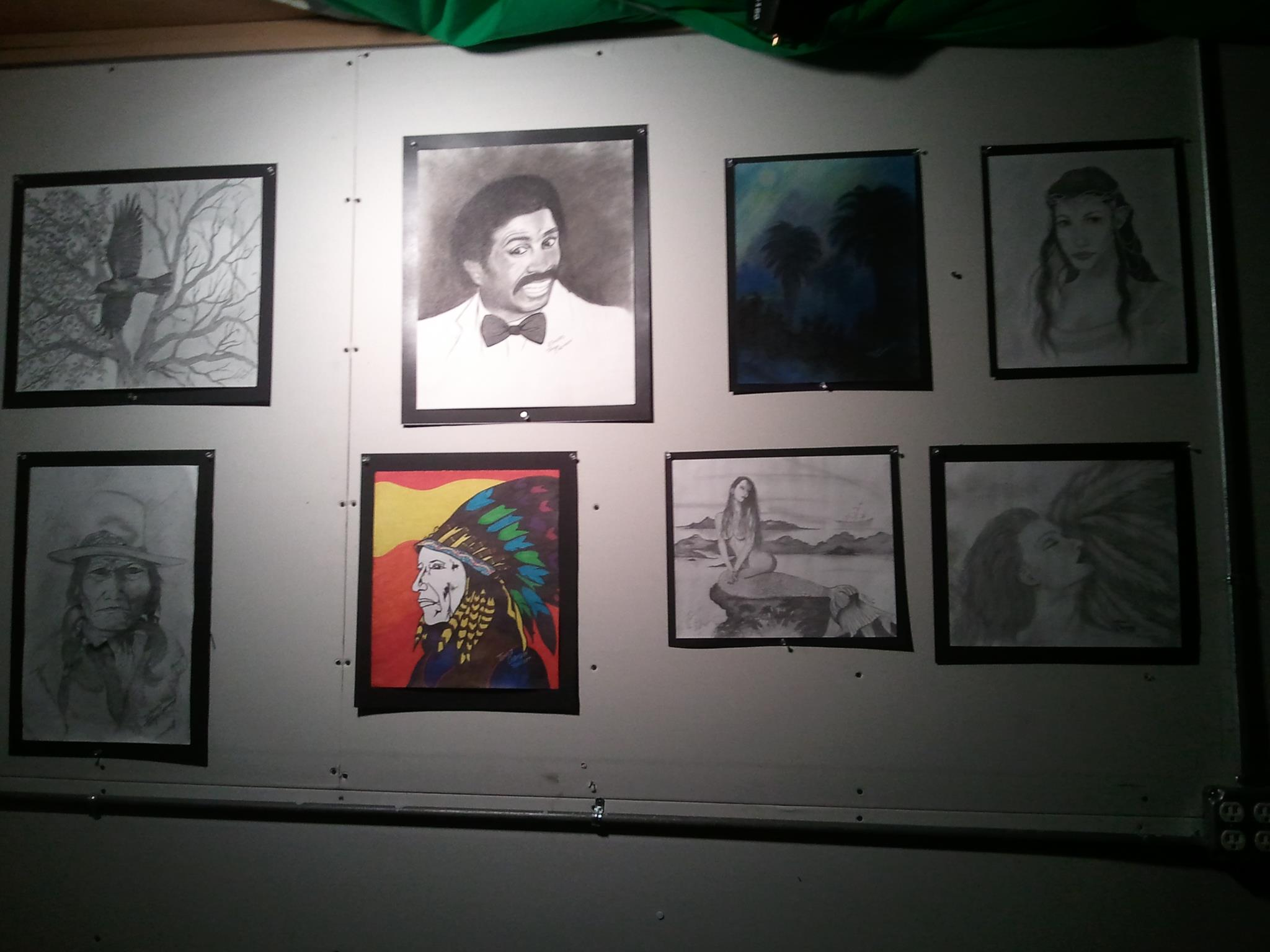 Wazee Union Art Show