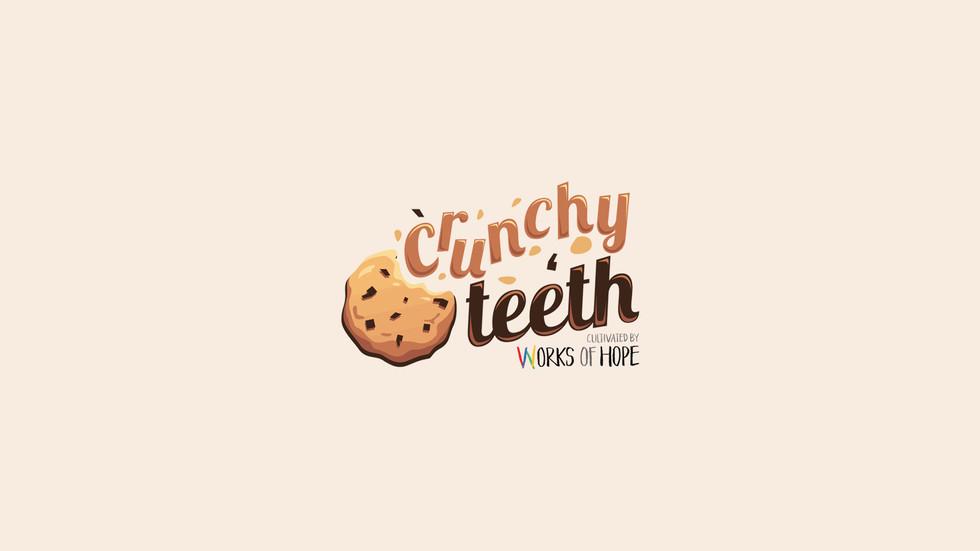 Crunchy Teeth Logo
