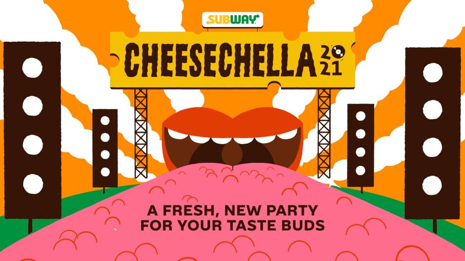 Cheesechella 2021