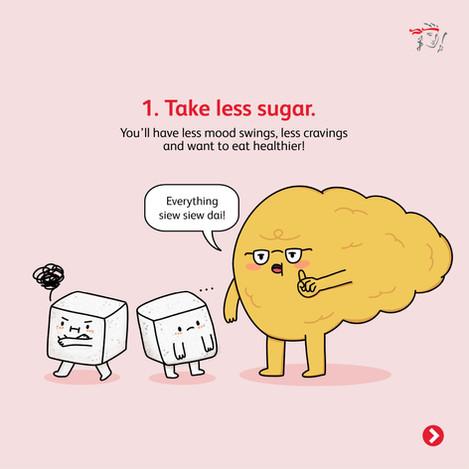 Prudential Diabetes Awareness Instagram