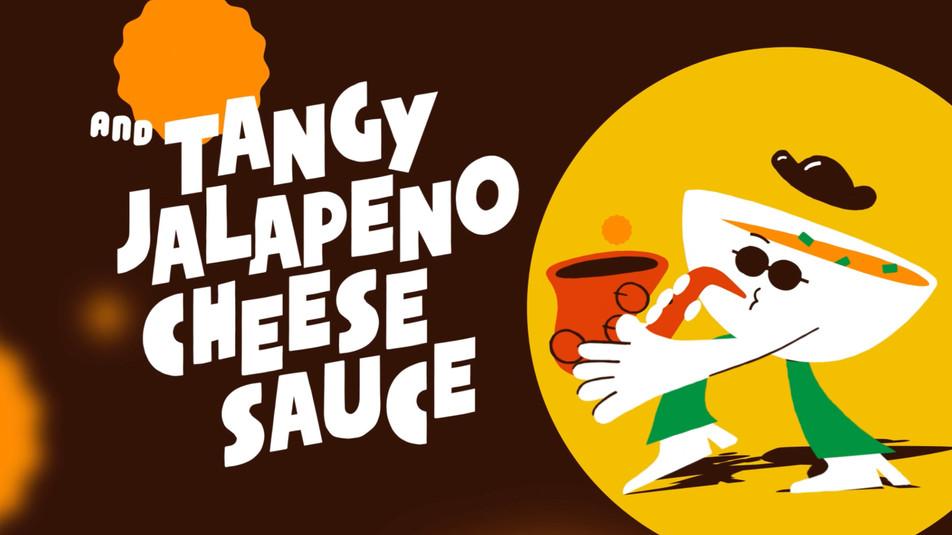 Jalapeno cheese sauce