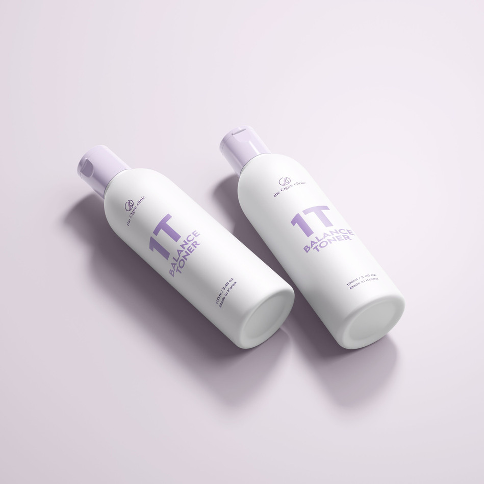 The Ogee Clinic Facial Toner Mock-Up