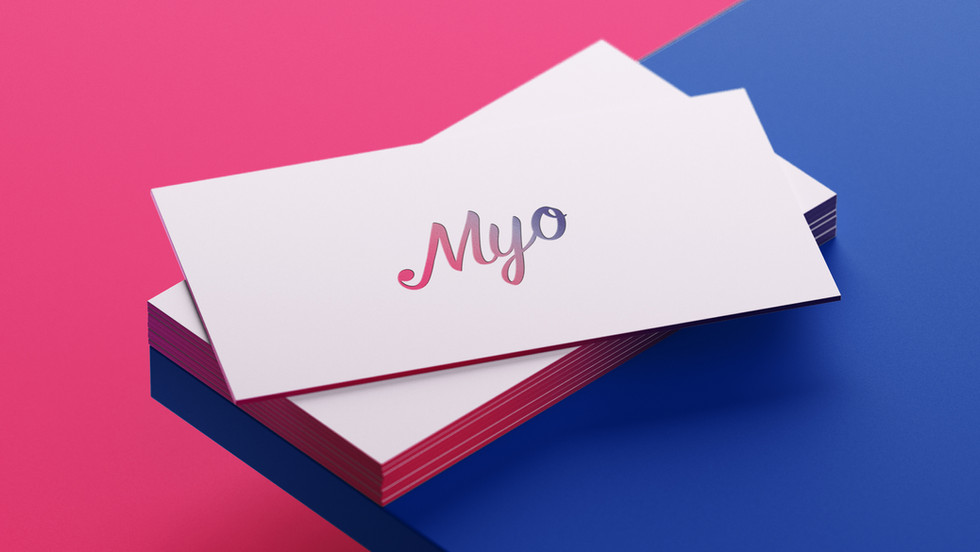 Myo's Namecard