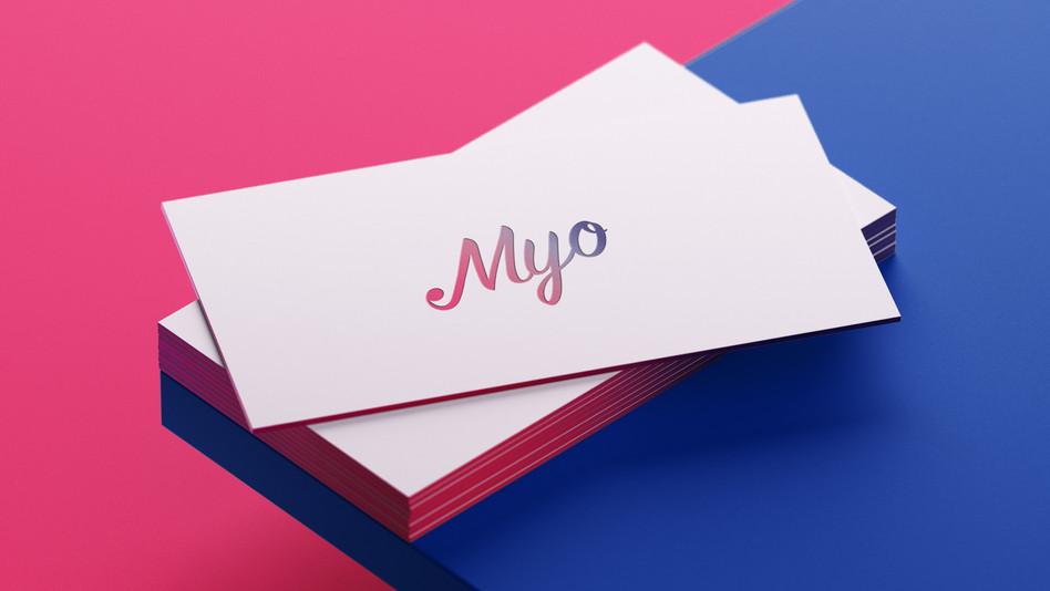 Myo's Namecard