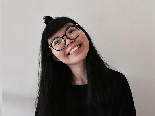 Self portrait of Tan Si Qi