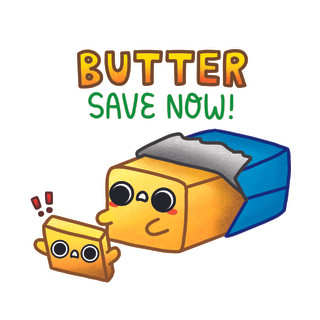 Butter save now