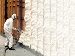 What's in Our Spray Foam? Nothing Nasty.
