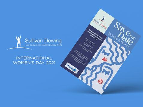 Sullivan Dewing International Women's Day 2021