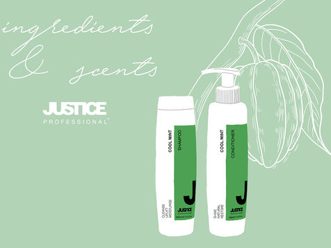 JUSTICE Ingredients and Scents