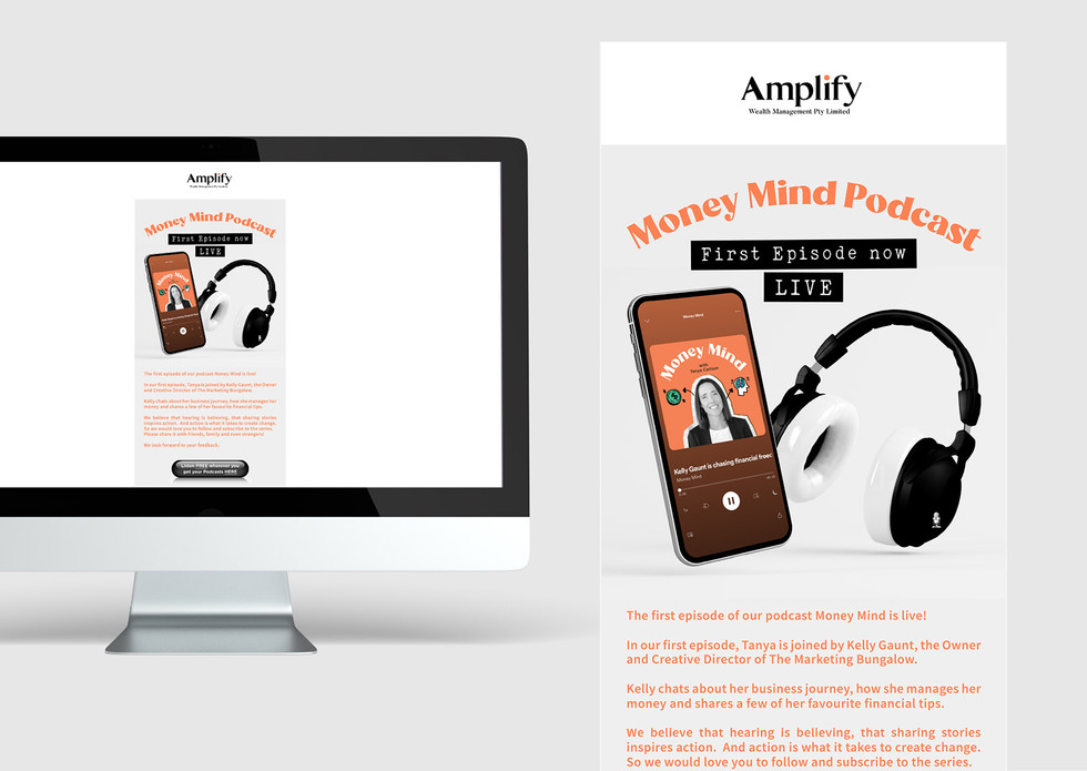 Amplify Wealth Podcast Launch