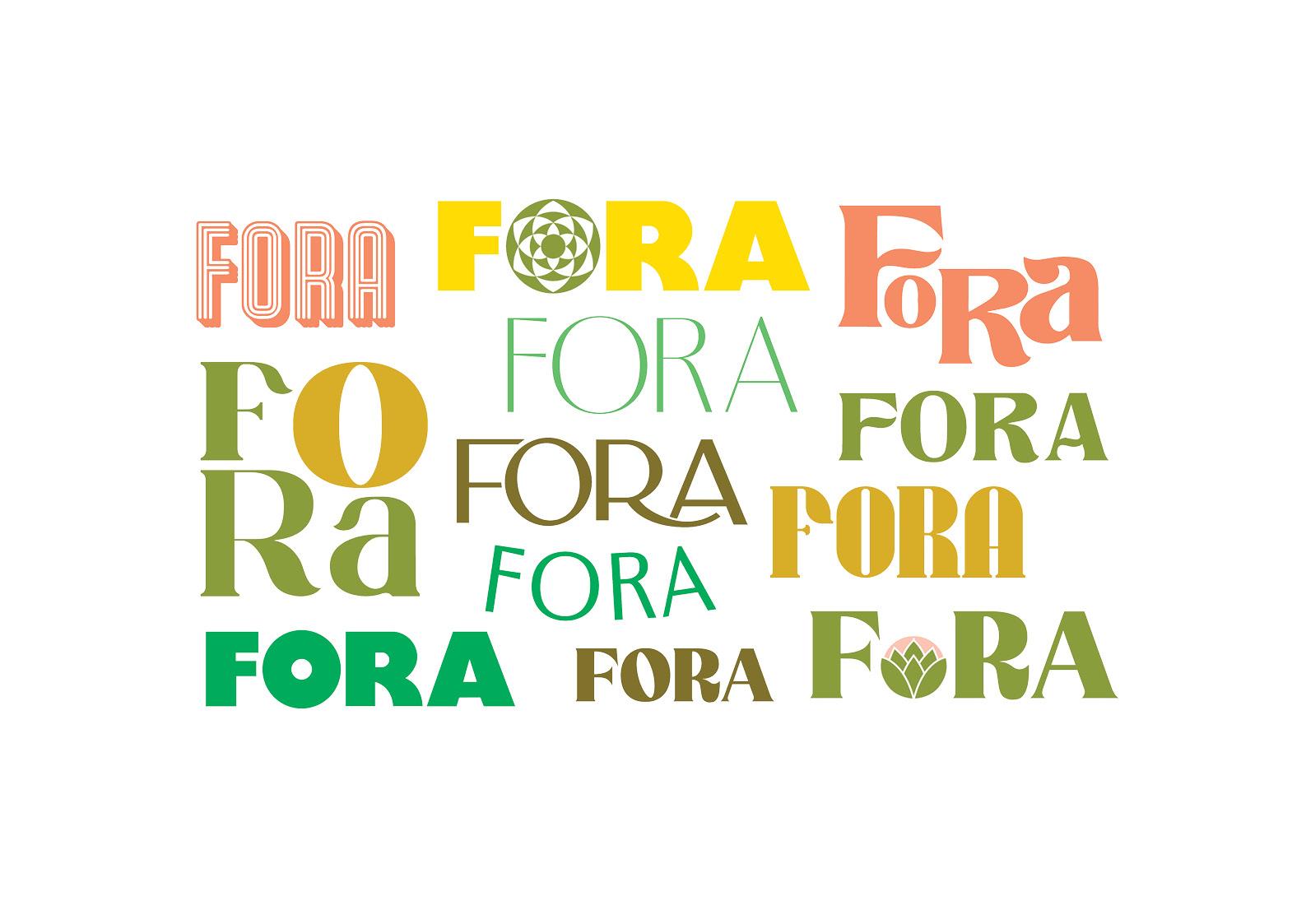 Fora Logo Concepts
