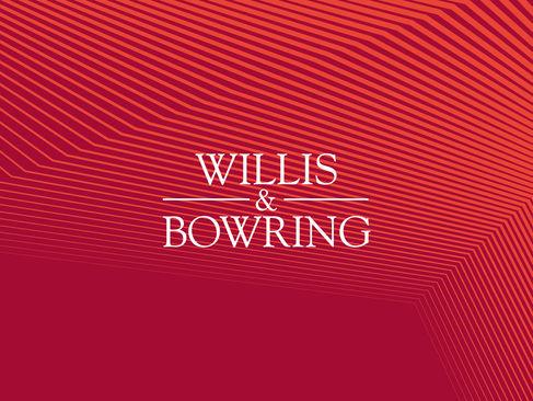 Wills & Bowring Branding