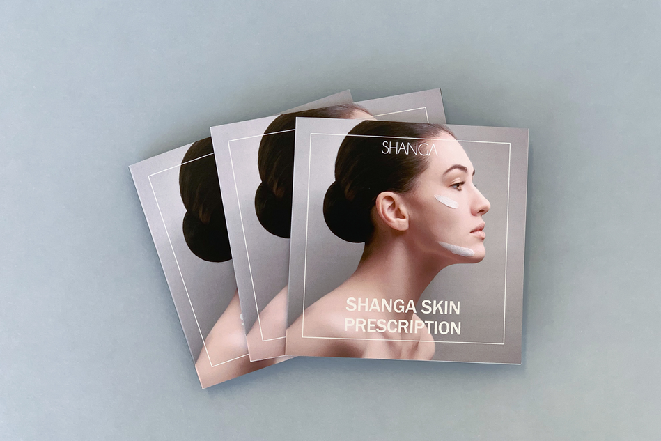 Shanga Day Spa & Hair Bar Branding