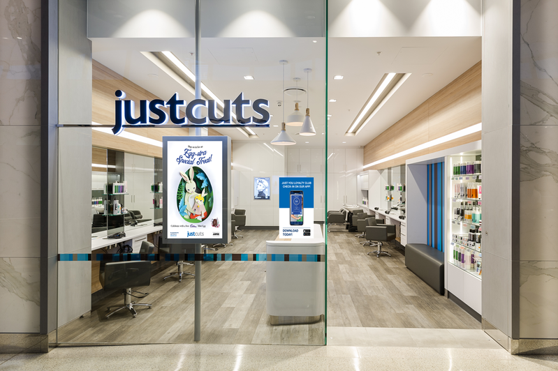 Just Cuts Easter Campaign 2019