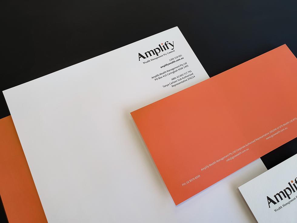 Amplify Wealth Branding