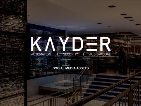 Kayder Social Media