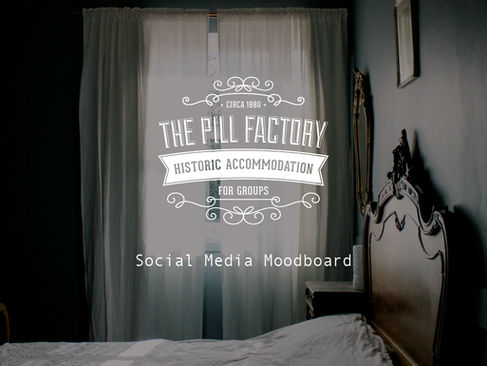 Pill Factory Social Media Style Guide