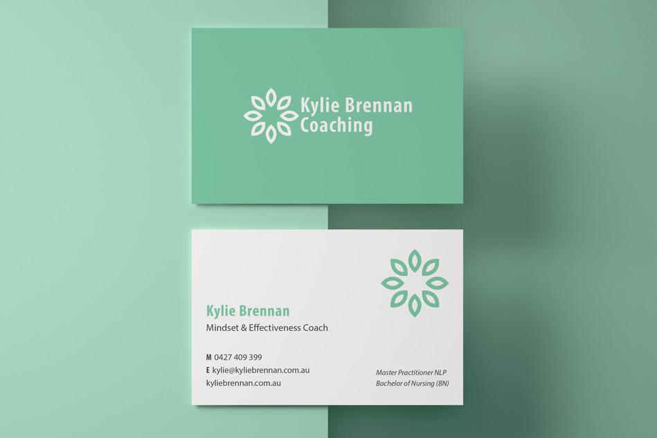Kylie Brennan Coaching Branding