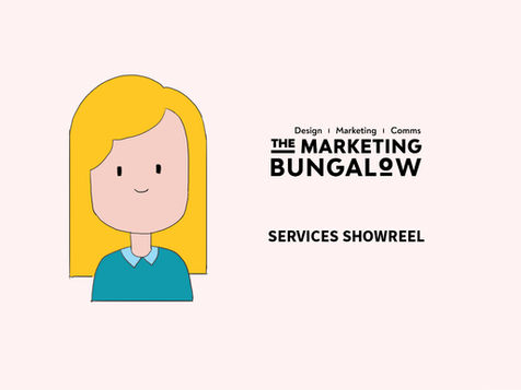 The Marketing Bungalow Showreel