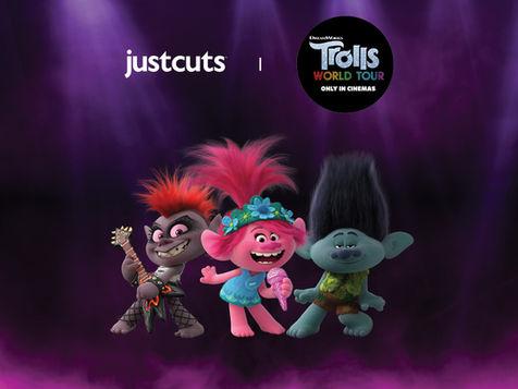 Just Cuts Trolls Campaign