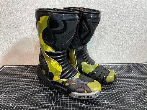 RX-5 Boots (Military Green Camo) EU43 US10 UK9