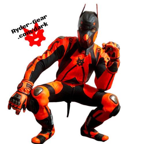 (Clutch's Used) 2018 Flou Orange Camo 1 PC Suit (EU50/US40)