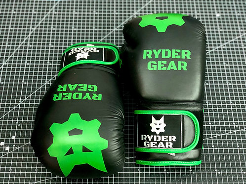 *Green - Regulation Boxing Glove Pup Mitts