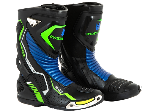 RX-7 Ryder Gear Boots (All Colors)