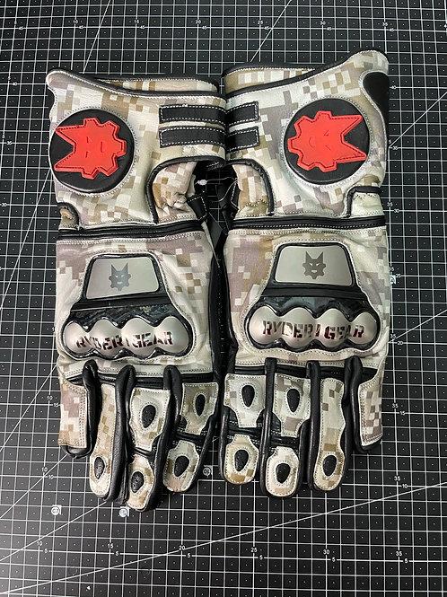 2019/2020 Gauntlet Ryder Gear Gloves (Desert Marpat Camo -Medium)