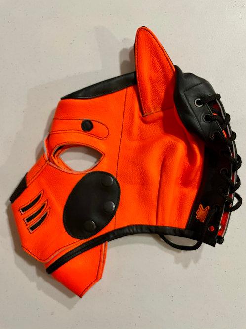 *Ryder Gear Florescent Orange Pup Hood
