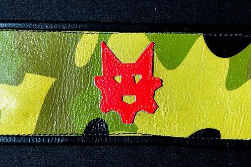 Ryder Pup Cuff Wallet - Green Camo