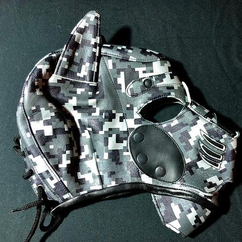 Ryder Gear Pup Hood - Digital Grey Camo
