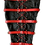 Thumbnail: *Black & Red Ryder Gear Deluxe Sleep Sack (Large)