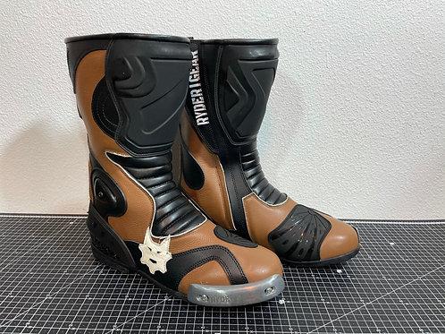 RX-5 Boots (Brown Tiger) EU43 US10 UK9