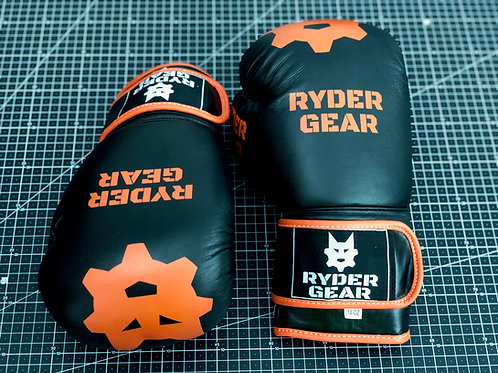 Orange - Regulation Boxing Glove Pup Mitts