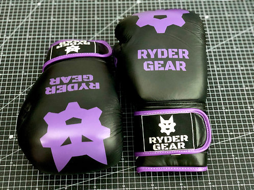 Purple - Regulation Boxing Glove Pup Mitts