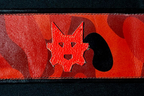 Ryder Pup Cuff Wallet - Red Camo