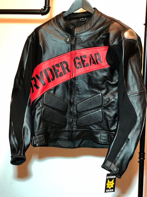 Men's Black Leather Jacket (All Colors)