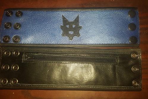 Ryder Pup Cuff Wallet -Blue