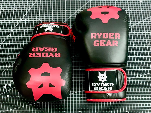 Red - Regulation Boxing Glove Pup Mitts