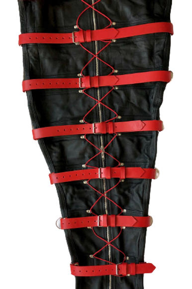 *Black & Red Ryder Gear Deluxe Sleep Sack (Large)