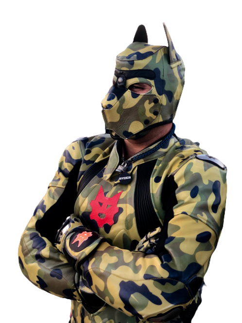 (Ryder's Used) 2018 Mil Green Camo 1 PC Suit (EU54/US44)