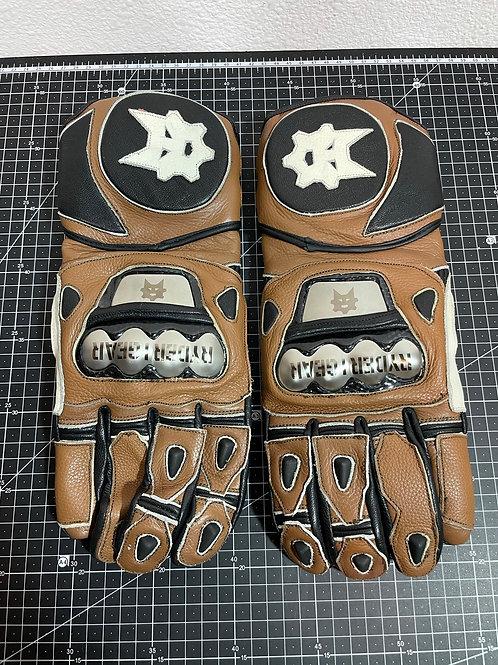 2019/2020 Gauntlet Ryder Gear Gloves (Brown Tiger - XL)