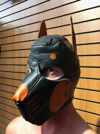 Ryder Gear Pup Hood - Burnt Orange