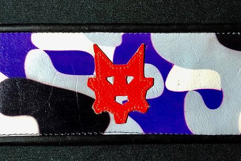 Ryder Pup Cuff Wallet -Blue Camo